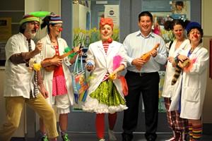 clown-doctors